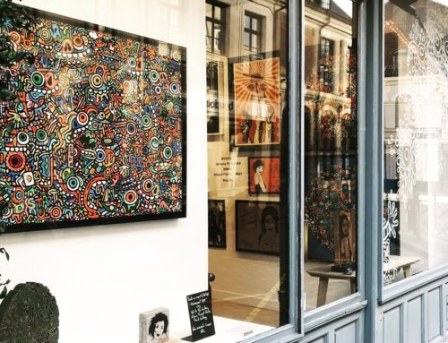 "Expo ""OFF"" chez ART TO BE Gallery"